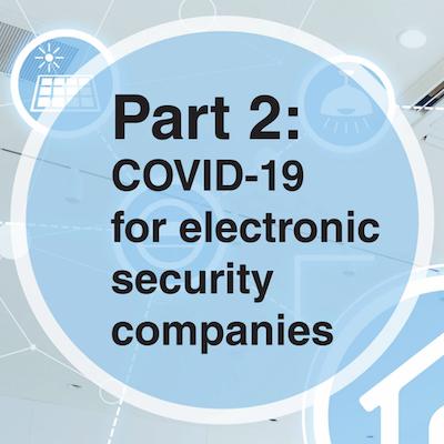 Covid-19 Title Graphic